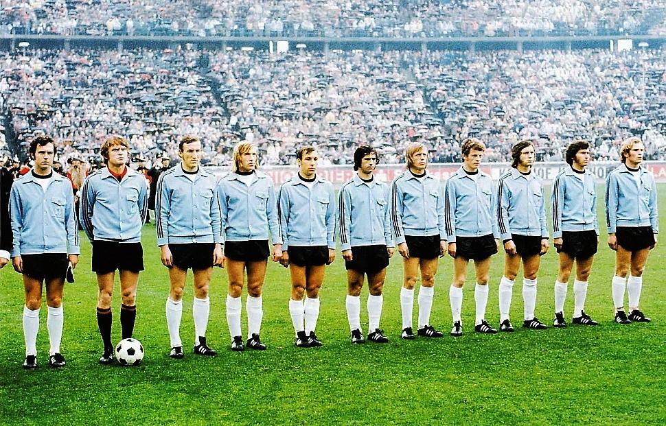 Сборная ФРГ Чемпионат Европы 1972
