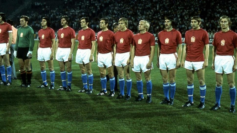 Сборная ЧССР Чемпионат Европы 1976