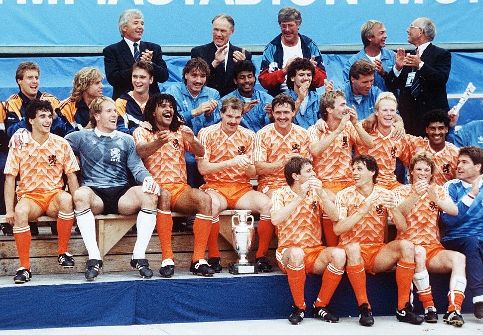 Сборная Нидерландов Чемпионат Европы 1988