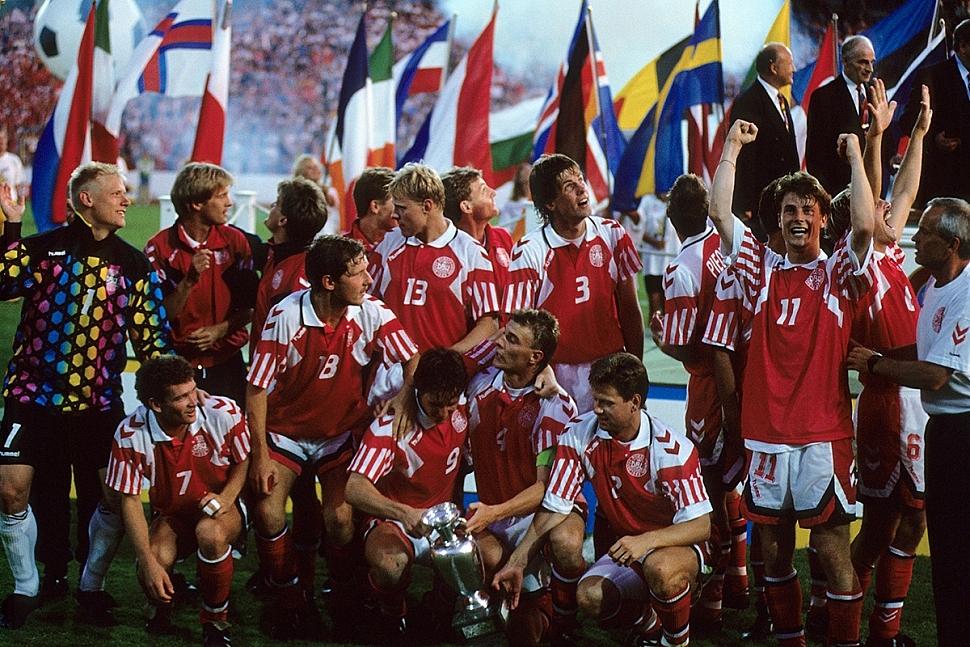 Сборная Дании Чемпионат Европы 1992
