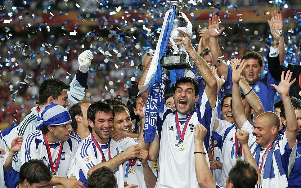 Сборная Греции Чемпионат Европы 2004