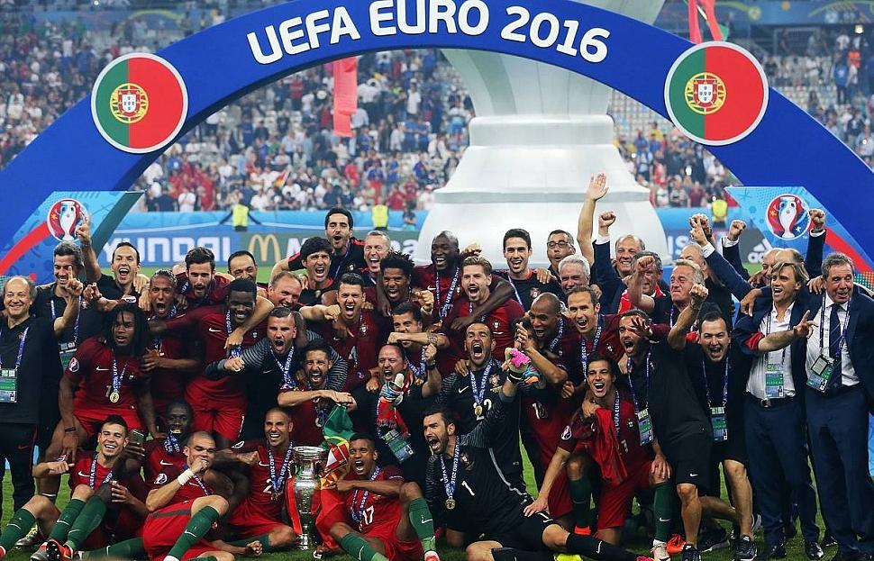 Сборная Португалии Чемпионат Европы 2016