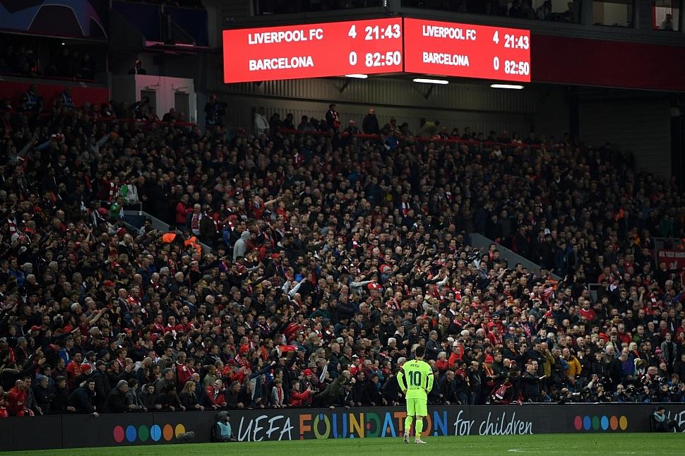 Ливерпуль Барселона 7 мая