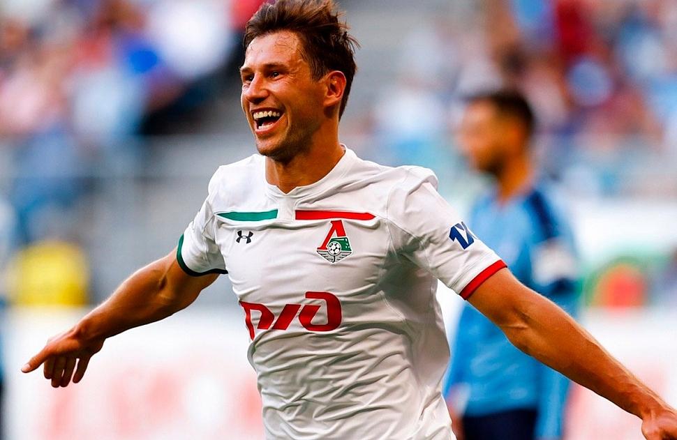 О том, как польский футболист толкал вперед московский «Локомотив»