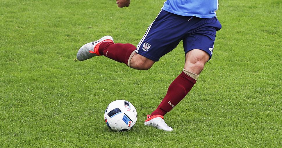 В какие приметы верят футболисты?