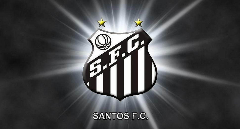 Эмблема футбольного клуба Сантос