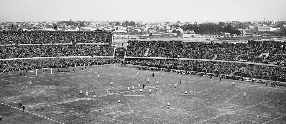 1930 год – Уругвай