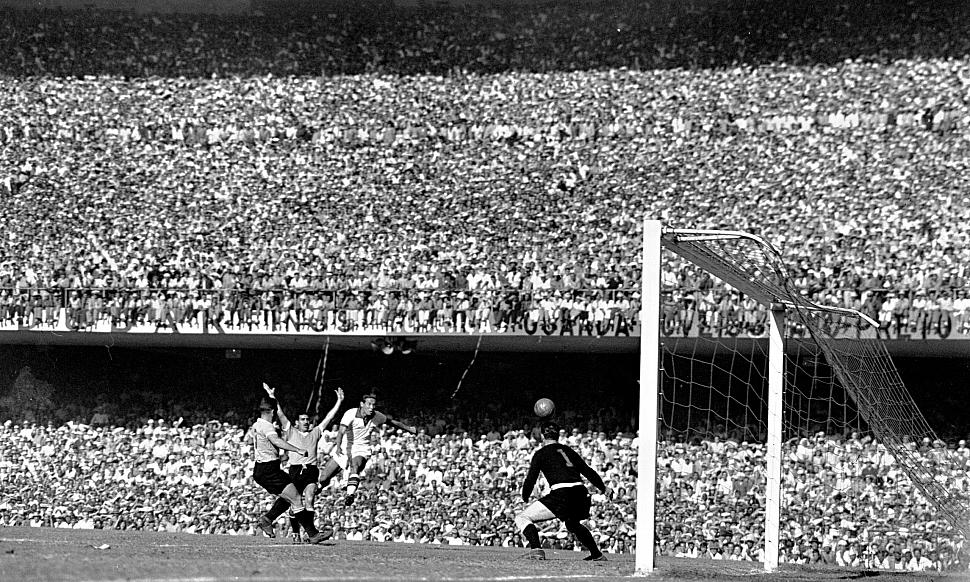 Матч Бразилия Уругвай Финал ЧМ 1950
