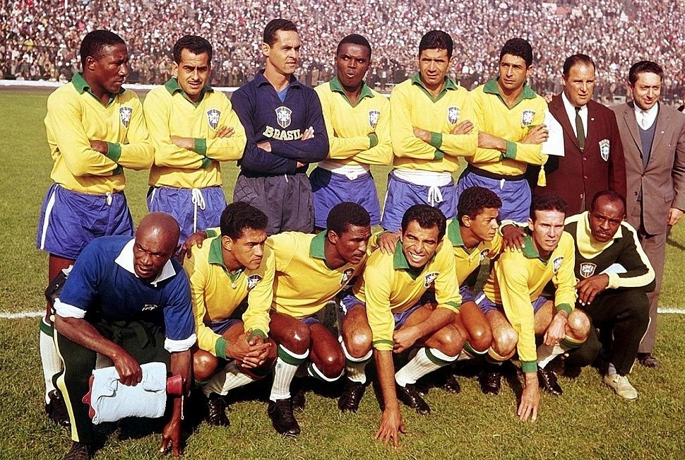 Сборная Бразилии ЧМ 1962