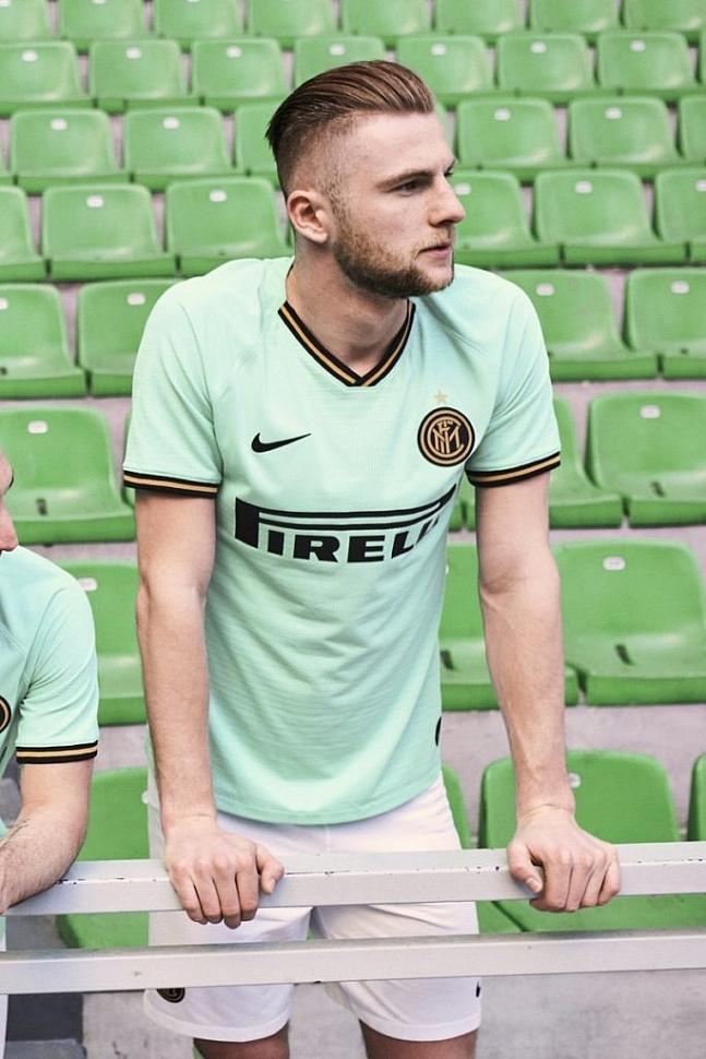 Новая гостевая форма Интер Милан 2019/2020