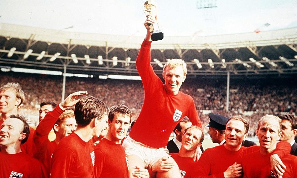 Сборная Англии ЧМ 1966