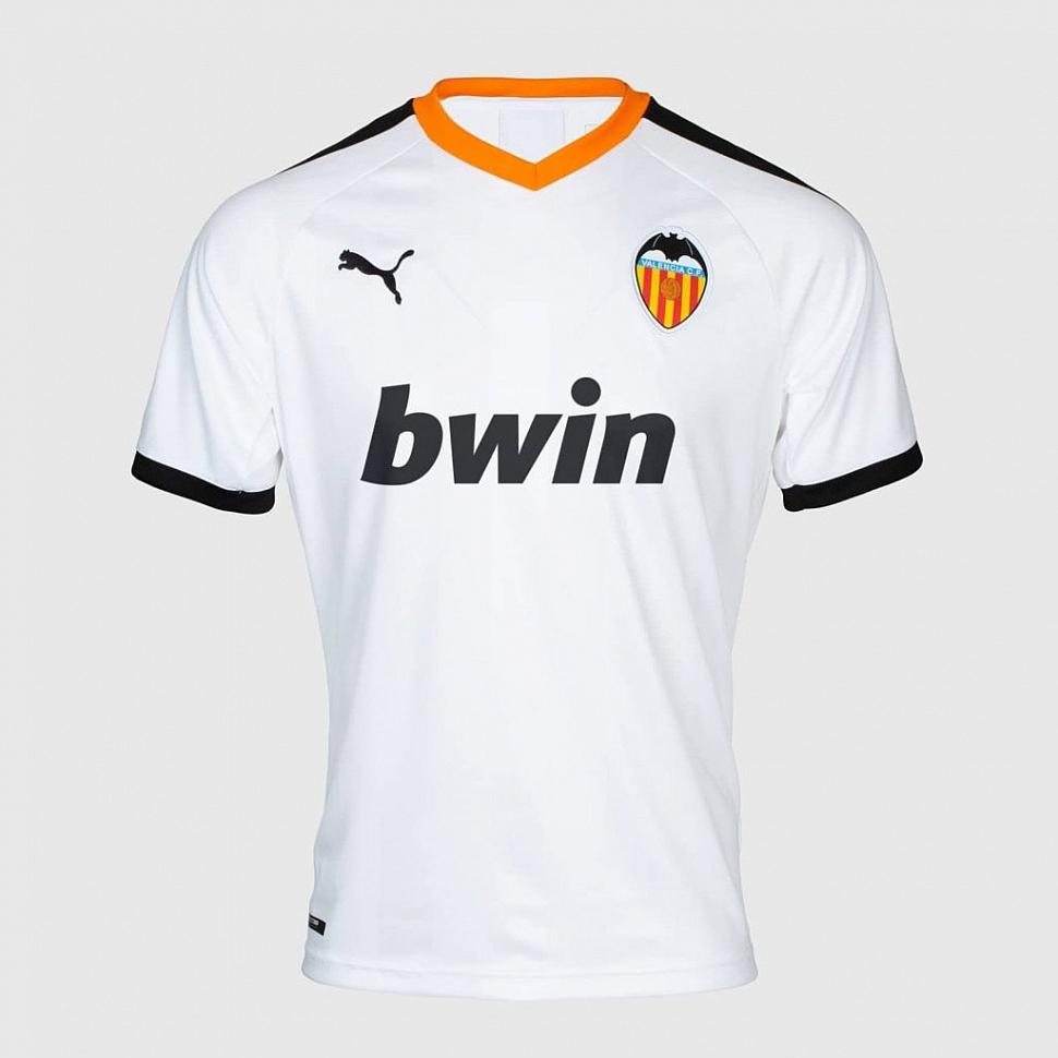 Новая домашняя форма Валенсии 2019/2020