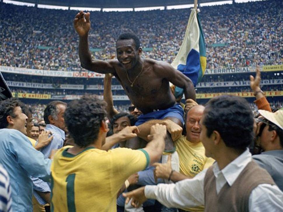 ЧМ 1970 год команда Бразилии