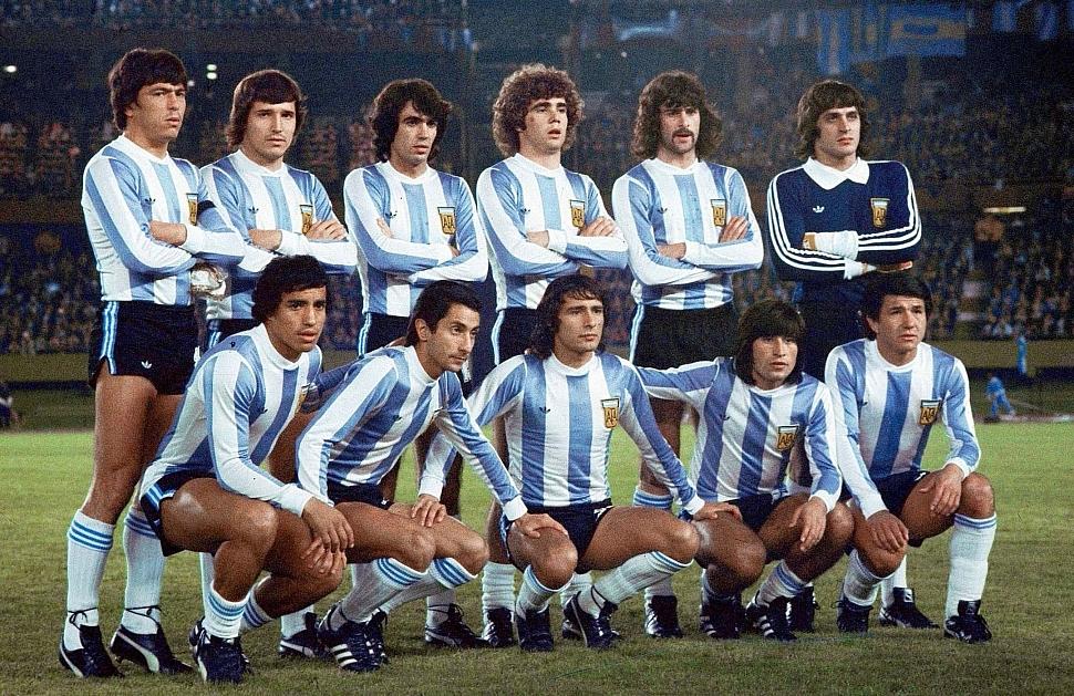 Сборная Аргентины ЧМ 1978