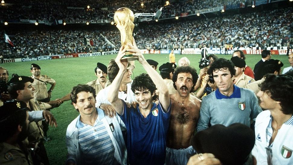 Сборная Италии на ЧМ 1982