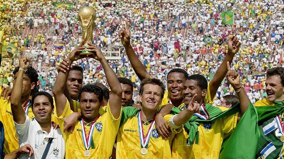 Сборная Бразилии ЧМ 1994