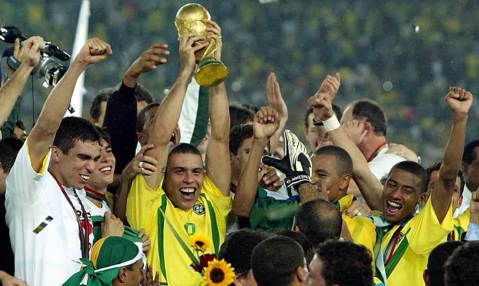 Бразилия чемпион мира 2002