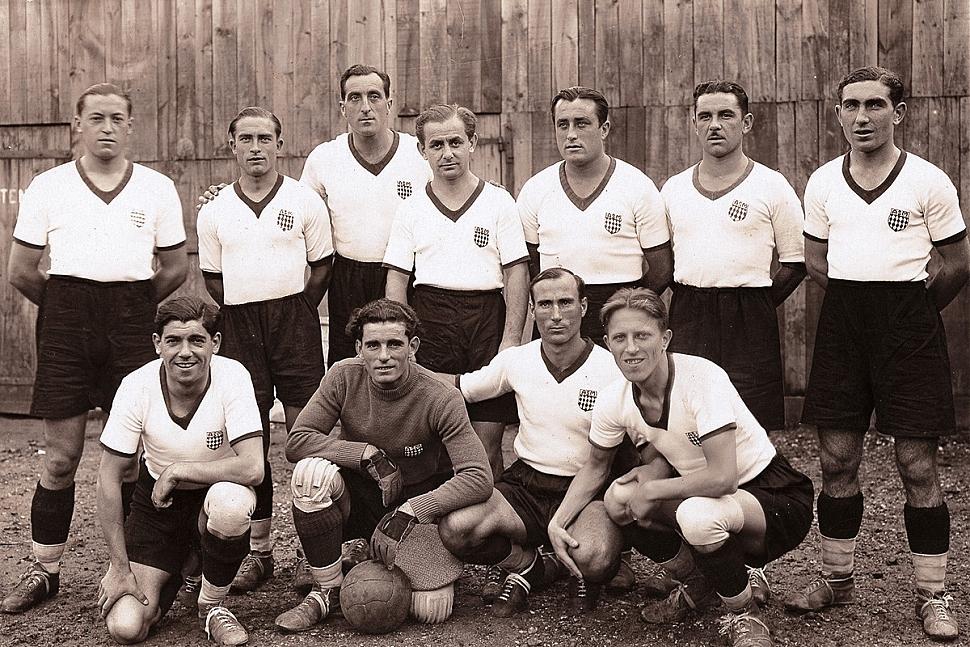 Состав фк Монако в 1924 году