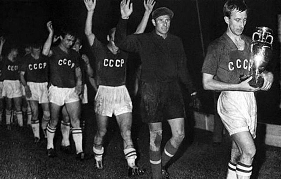 Сборная СССР Чемпионат Европы 1960