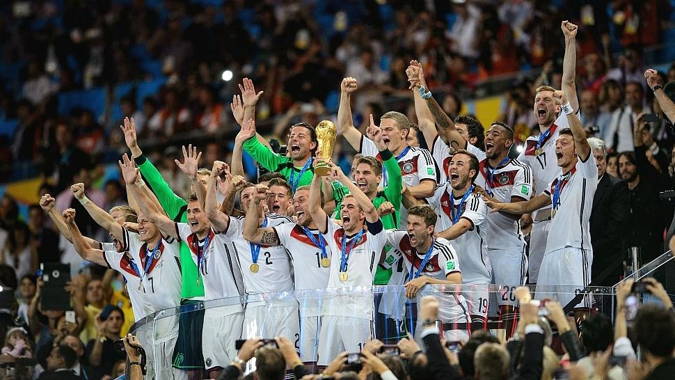Сборная Германии ЧМ 2014