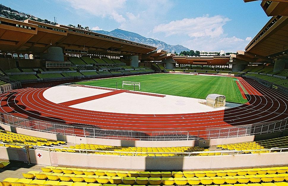 "Стадион ""Луи II"" Монако"