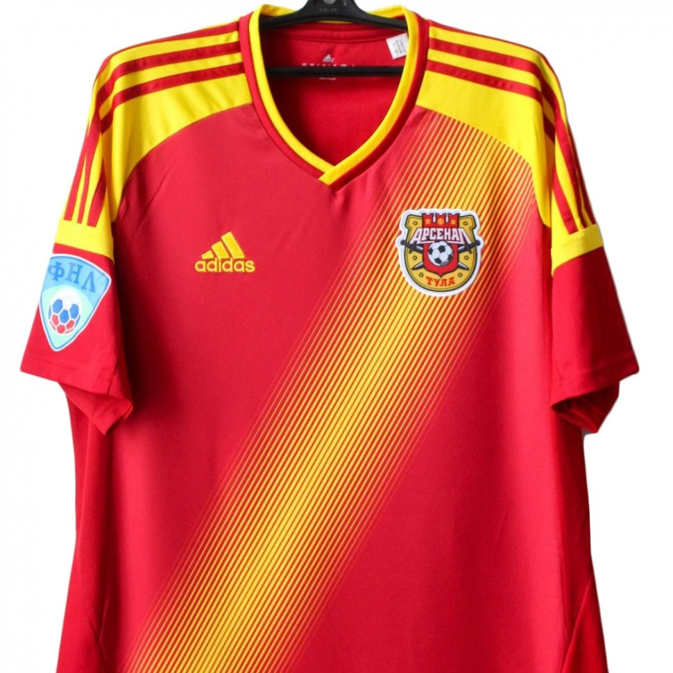 Купить Детская футболка футбольного клуба Арсенал 2015 2016 по цене ... 189b78531ac