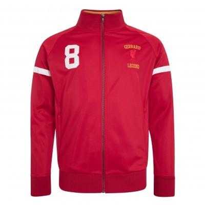 Спортивный костюм футбольного клуба Ливерпуль красный (комплект  олимпийка  + спортивные брюки) de9d4c753e5