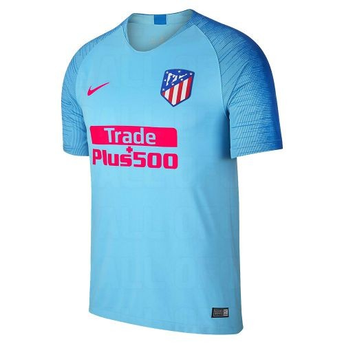 T-shirt infantil do clube de futebol Atletico Madrid Luciano Vietto (2018/2019)