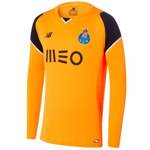 Camiseta Masculina Goalkeeper Football Club Porto 2016/2017 Inicio