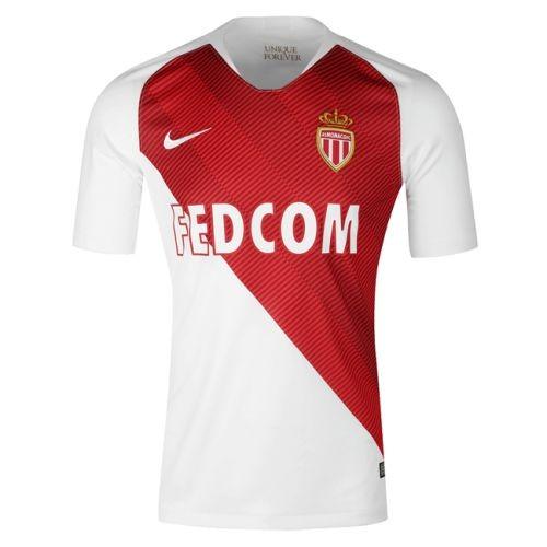 Форма футбольного клуба монако