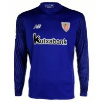 T-shirt masculina para o guarda-redes do clube de futebol Athletic Bilbao 2017/2018 Inicio