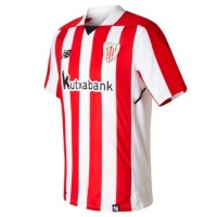 T-shirt do clube de futebol Athletic Bilbao 2017/2018 Inicio