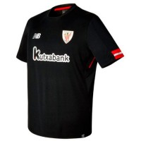 T-shirt do clube de futebol Athletic Bilbao 2017/2018 Convidado