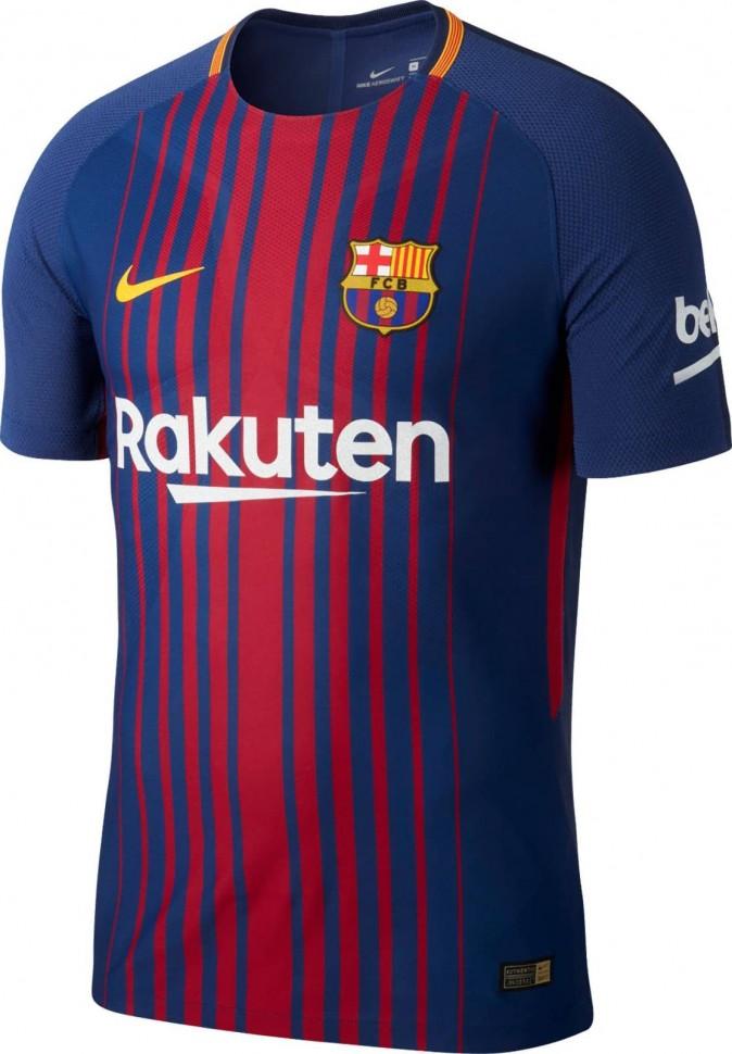 Барселона футбольный клуб форма