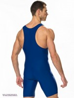 Борцовское трико SOLID MODIFIED SINGLET, ASICS