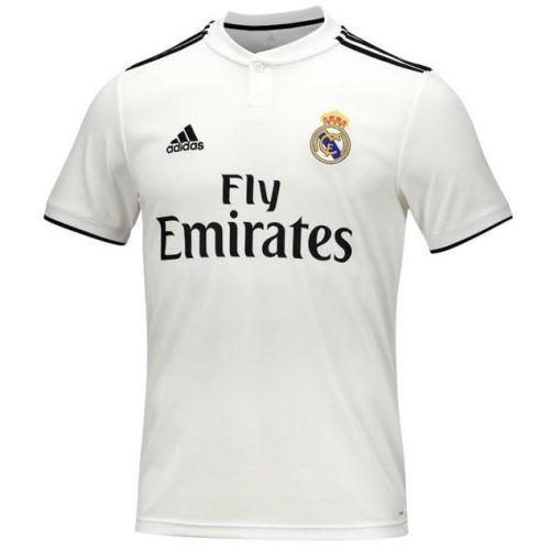5bae39cc0c81 Детская форма игрока футбольного клуба Реал Мадрид Лука Модрич (Luka  Modrić) 2018 2019