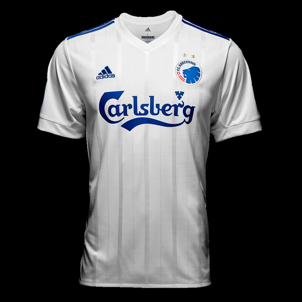Купить Футболка футбольного клуба Копенгаген 2017 2018 по цене 2 190 ... 596c16aad47
