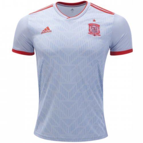 6f67988ff077 Форма сборной Испании по футболу ЧМ-2018 Гостевая (комплект  футболка +  шорты +