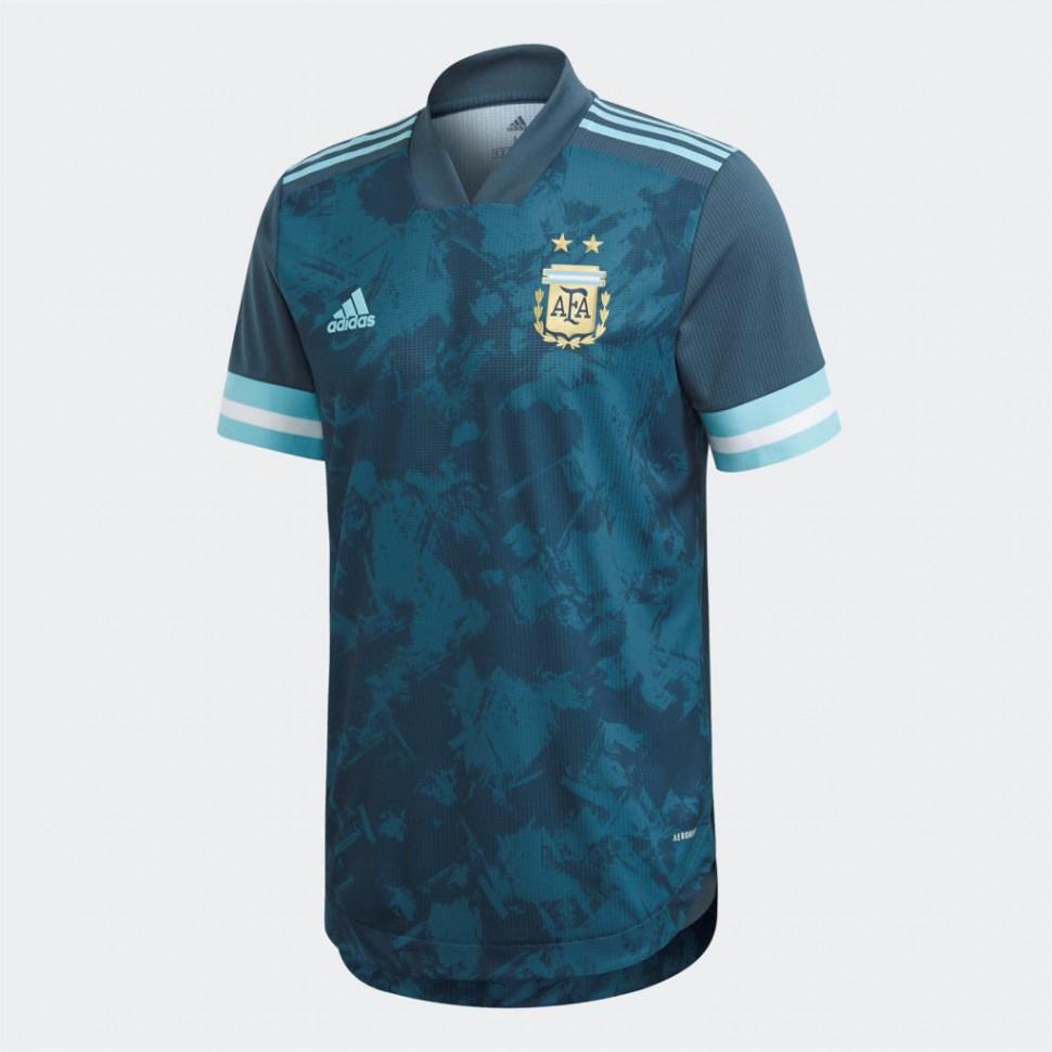 Купить Детская футболка сборной Аргентины 2020/2021 Гостевая